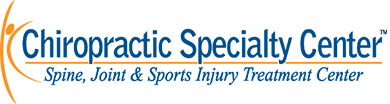 chiropractic specialty center logo